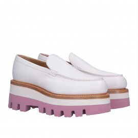 Wedge Loafer