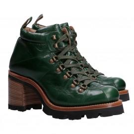 Cappelletti Women's High Heel Trekking Shoes
