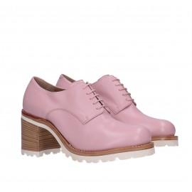 High Heel Derby Shoes
