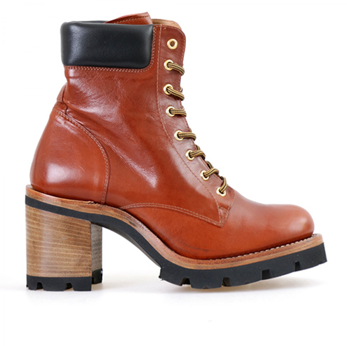 CAPPELLETTI HIGH HEEL MID BOOT