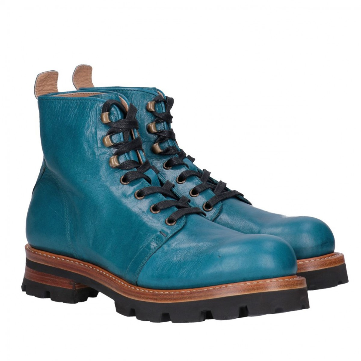 Cappelletti mid boot laces donna