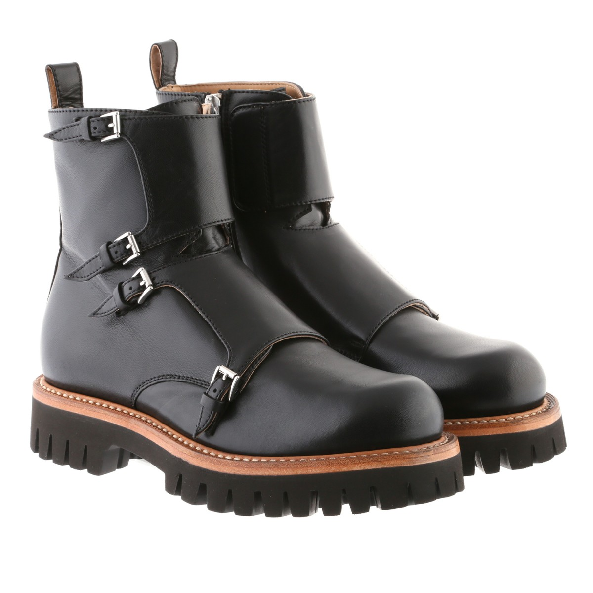 Cappelletti Buckle Boots